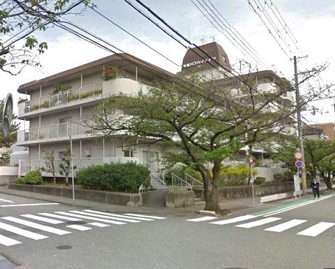 武庫川スカイハイツ(5階部分・48.70㎡) 外観