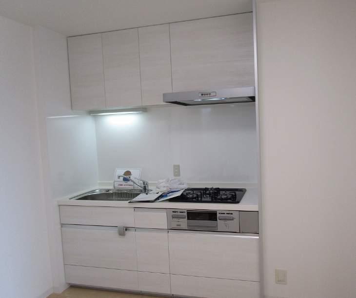 武庫川スカイハイツ(5階部分・48.70㎡) キッチン