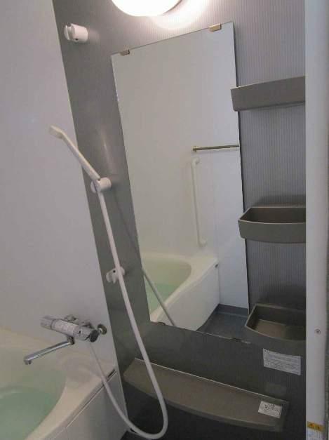 武庫川スカイハイツ(5階部分・48.70㎡) 浴室