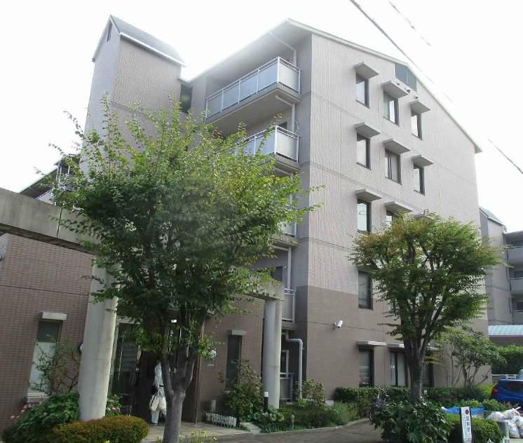 香櫨園フラットA棟(5階部分・72.42㎡) 外観