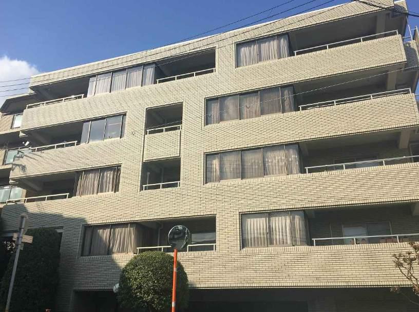 グランドムール夙川(2階部分・120.38㎡) 外観
