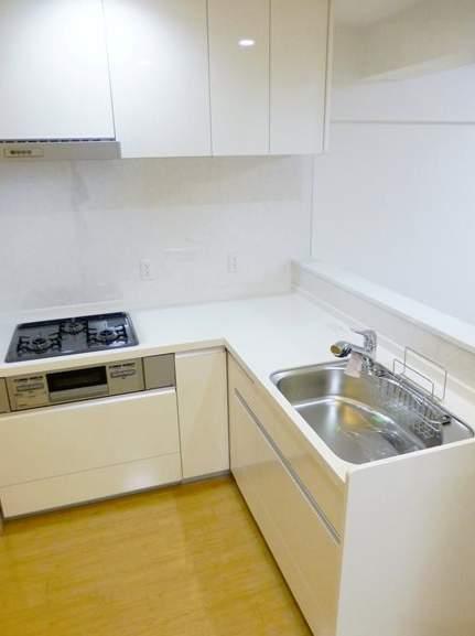 シーアイマンション夙川広田(3階部分・66.08) キッチン
