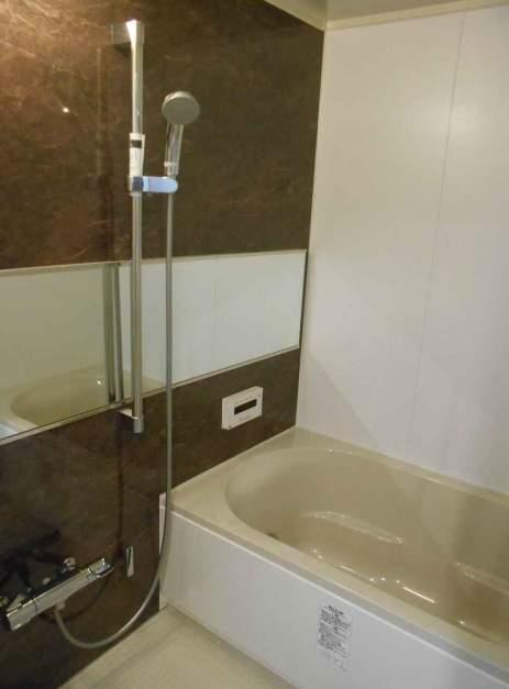 ハイツ苦楽園C棟(3階部分・78.65㎡) 浴室