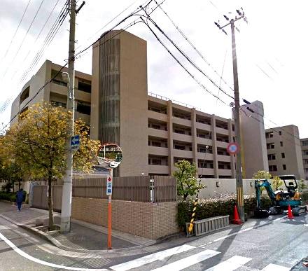 ファミール芦屋ガーデンスクエア1番館(1階部分・131.67㎡) 外観