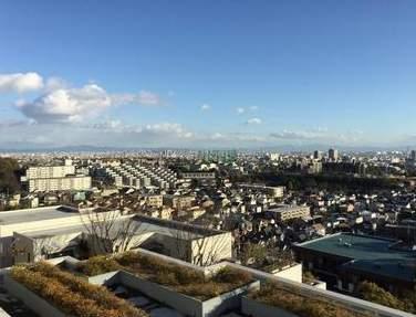 藤和ライブタウン甲陽園山王町B号棟(4階部分・105.76㎡) 眺望