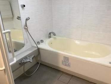 藤和ライブタウン甲陽園山王町B号棟(4階部分・105.76㎡) 浴室