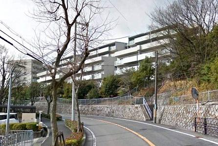 日商岩井芦屋ガーデンヒルズD棟(5階部分・92.53㎡) 外観