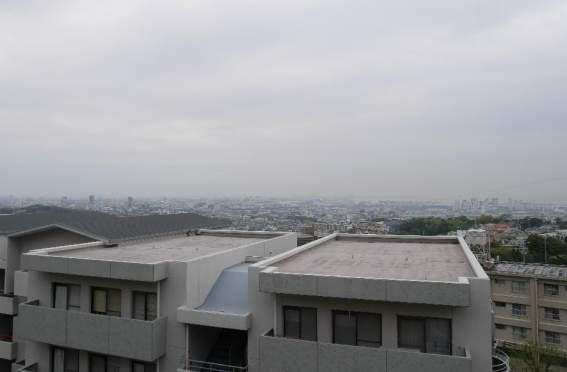 日商岩井芦屋ガーデンヒルズD棟(5階部分・92.53㎡) 眺望