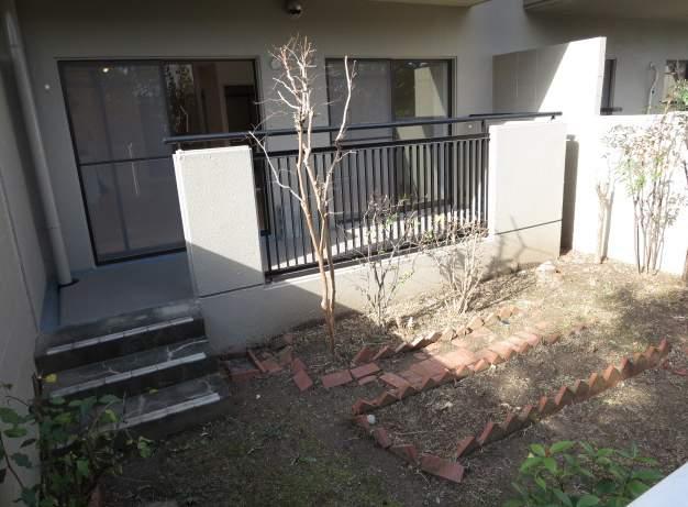 西宮能登レックスマンション(1階部分・73.50㎡) 専用庭
