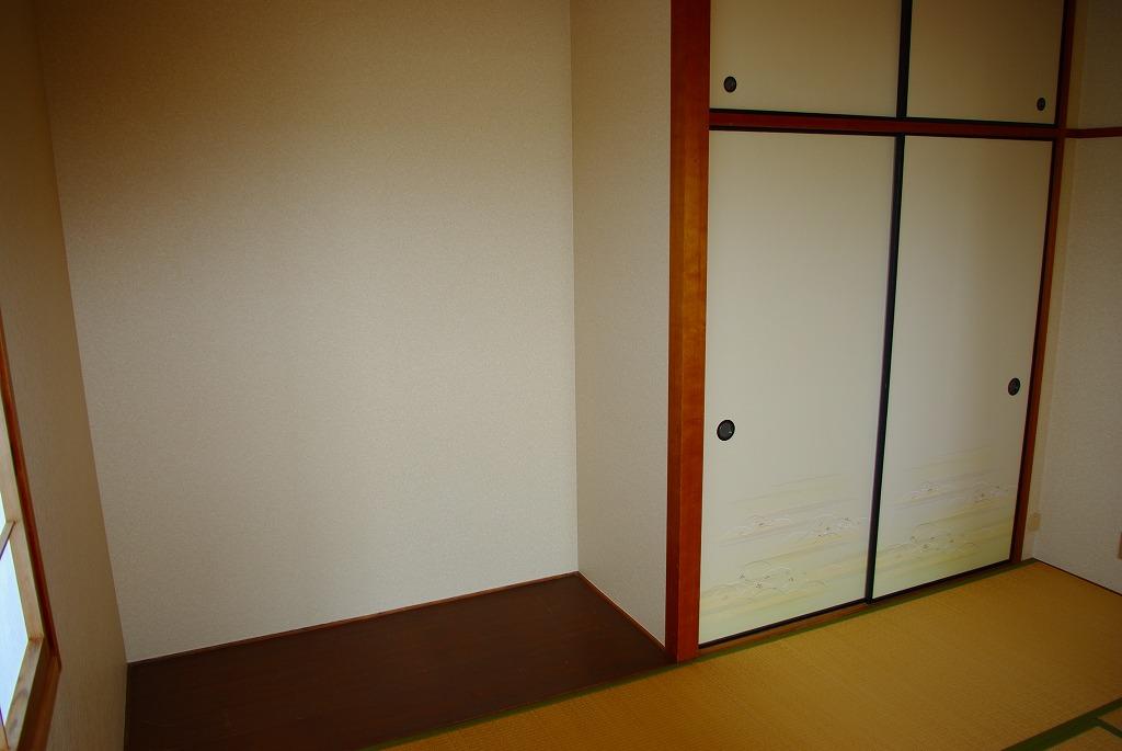 メゾンドール苦楽園(3階部分・92.98㎡) 和室