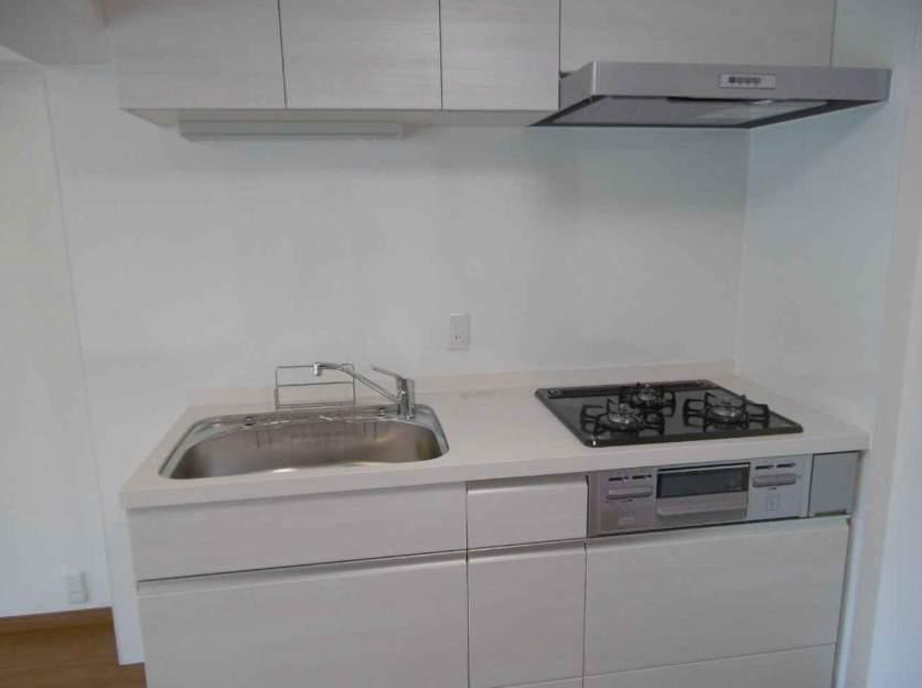 ローズハイツ芦屋(3階部分・63.52㎡) キッチン
