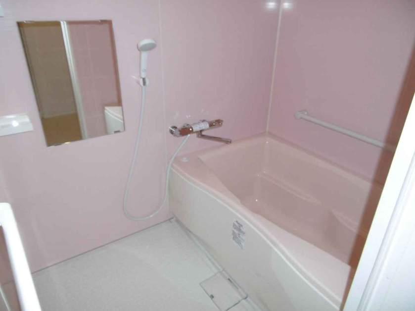 ローズハイツ芦屋(3階部分・63.52㎡) 浴室