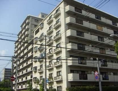 芦屋パインクレスト(5階部分・122.98㎡) 外観