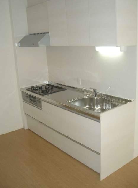 シーアイマンション夙川広田(6階部分・66.08㎡) キッチン