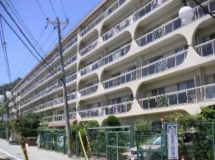 日商岩井甲陽園マンション(1階部分・53.33㎡) 外観