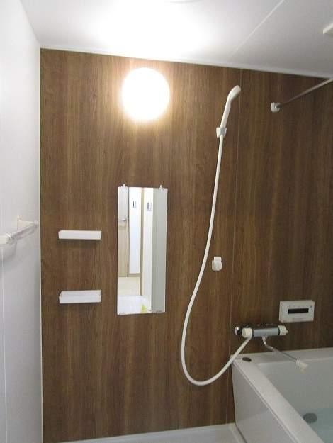 西宮マリナパークシティ杜のまち4番館(2階部分・85.30㎡) 浴室