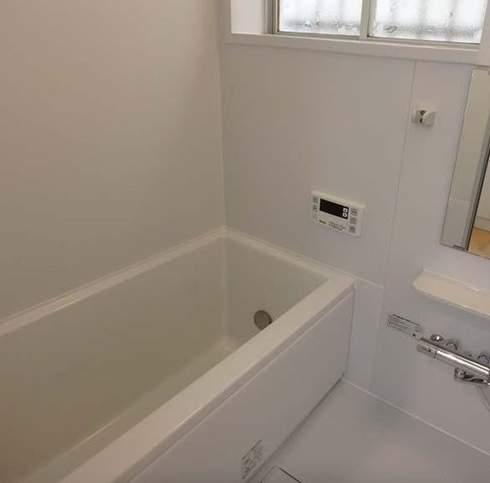 西宮市甲子園口2丁目中古一戸建て(土43.2㎡-建62.34㎡) 浴室