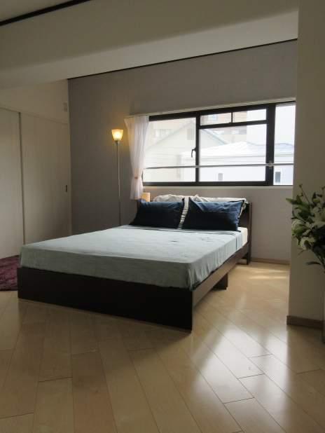 グランドムール芦屋親王塚(3階部分・97.76㎡) 寝室