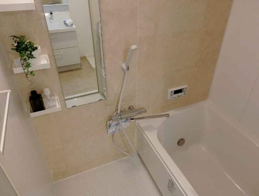 パークハイム芦屋翠ケ丘(2階部分・67.53㎡) 浴室