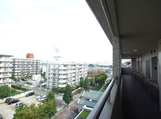 ジークレフ西宮武庫川館オリーブ館(7,8階・122.66㎡) 眺望
