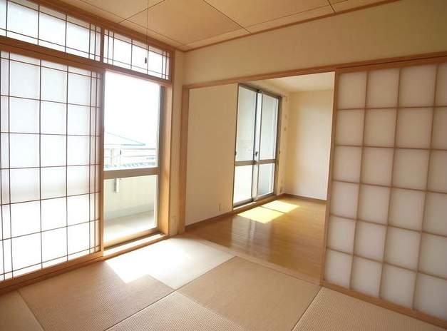 ジークレフ西宮武庫川館オリーブ館(7,8階・122.66㎡) 和室