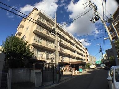 シーサイドコーポ芦屋(4階部分・75.60㎡) 外観