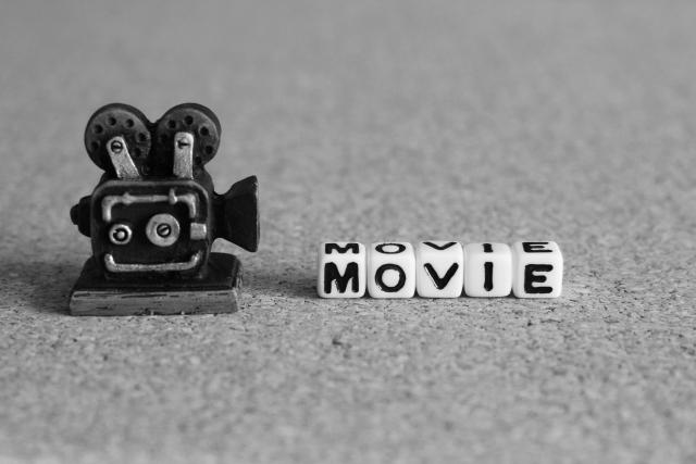 映写機とmoveの画像