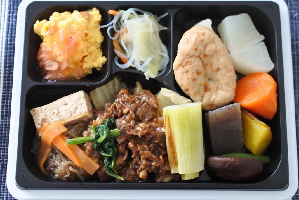 セブンミール・15品目のお惣菜