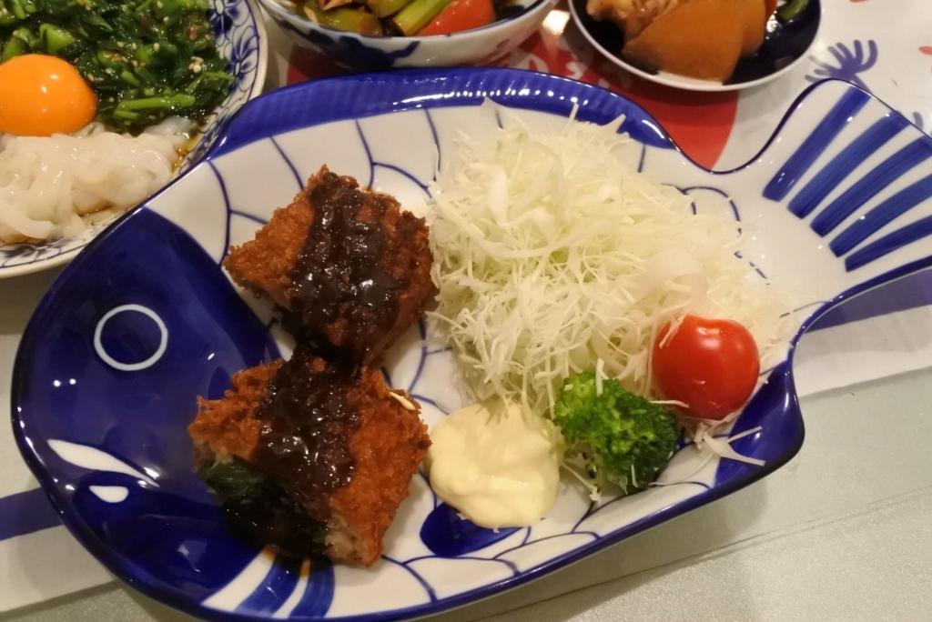 セブンミールの食材セットを使って作った主菜