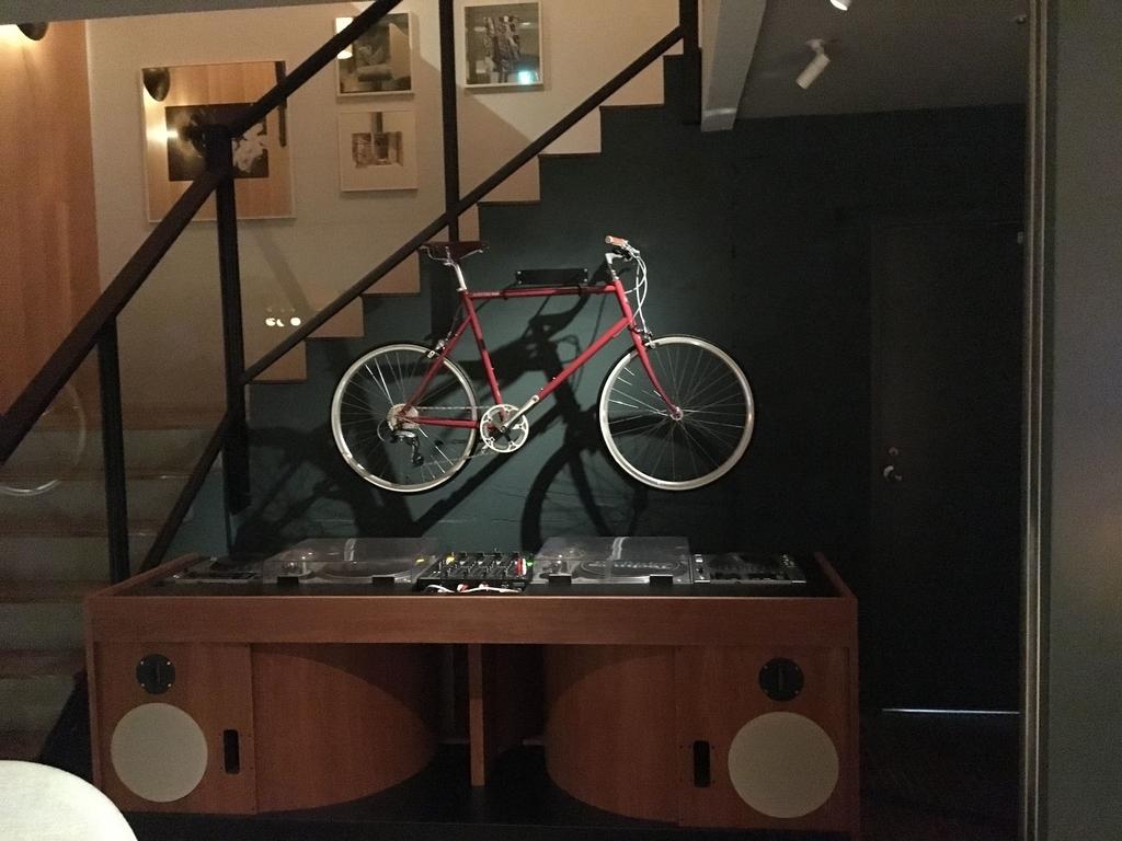 【西新宿・都庁前・ホテル】THE KNOT TOKYO Shinjuku(ザ ノット 東京新宿)のアートな展示