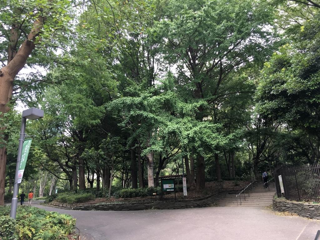 THE KNOT TOKYO Shinjuku(ザ ノット東京新宿)正面、新宿中央公園入口