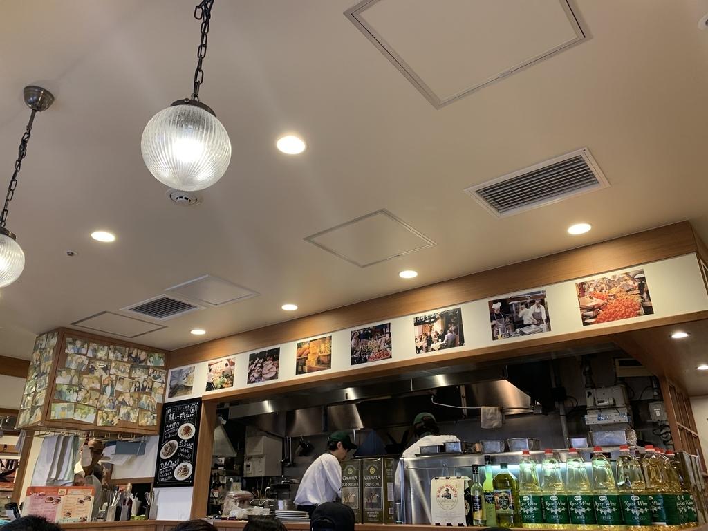 西新宿「あるでん亭 新宿センタービル店」の内観