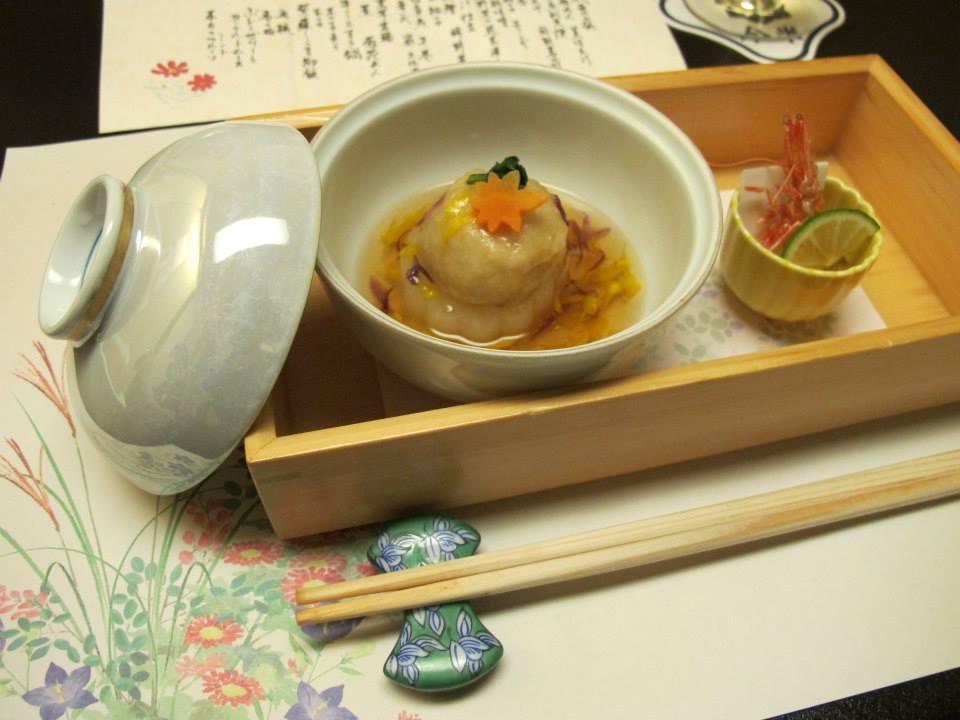 人形町今半 新宿第一生命ビル店(西新宿)のランチ会席「華会席みやび」の鉢