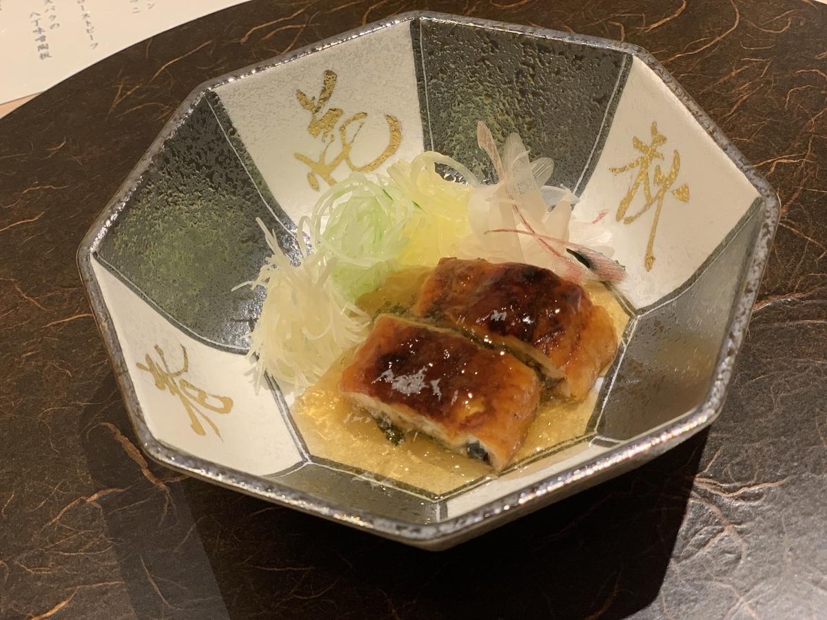 西新宿・住友ビル「個室会席 北大路 新宿茶寮」(ディナー・一品物)