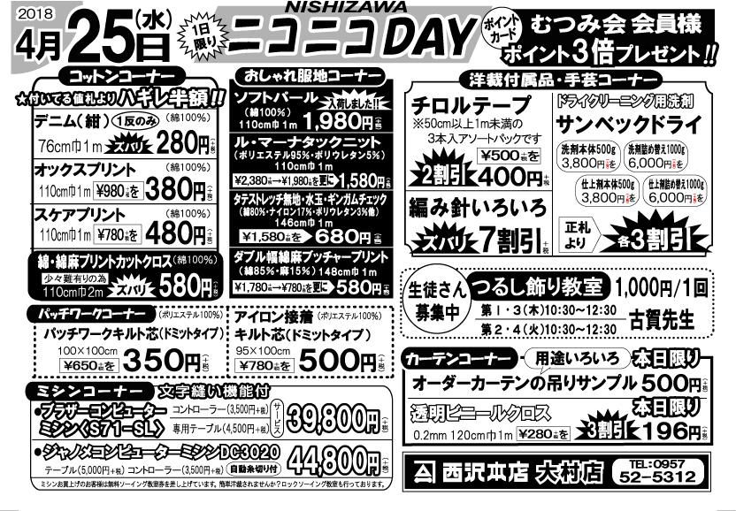 f:id:nishizawahontensasebo:20180424181637j:plain