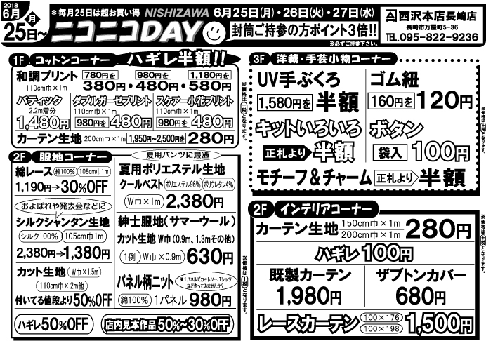 f:id:nishizawahontensasebo:20180623191730j:plain