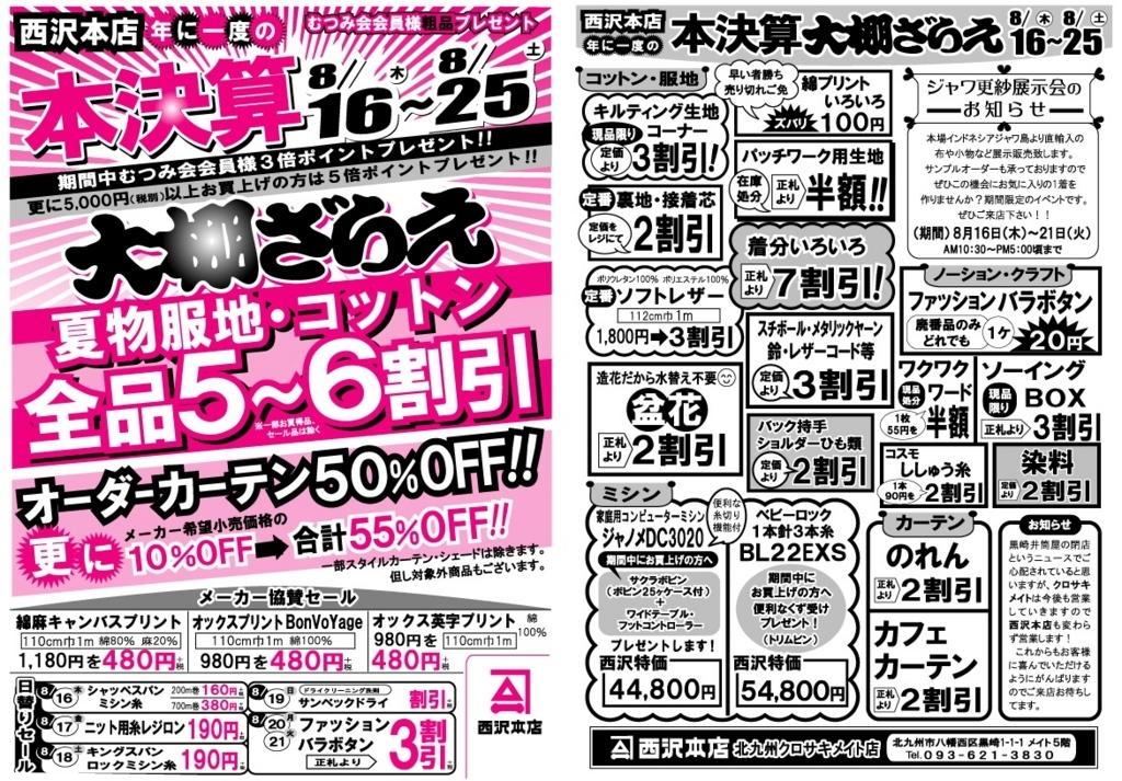 f:id:nishizawahontensasebo:20180814142848j:plain