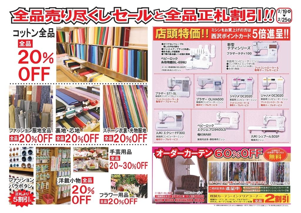 f:id:nishizawahontensasebo:20190217163939j:plain