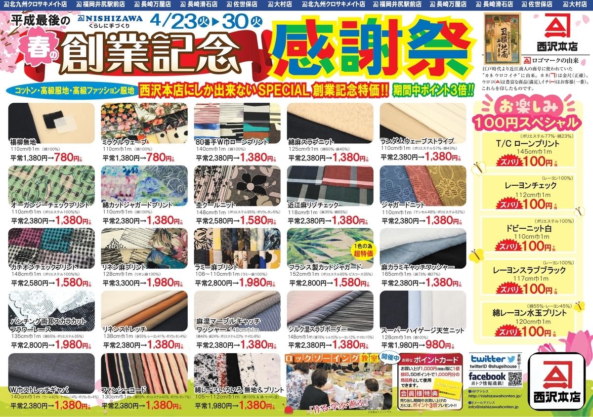 f:id:nishizawahontensasebo:20190420094859j:plain