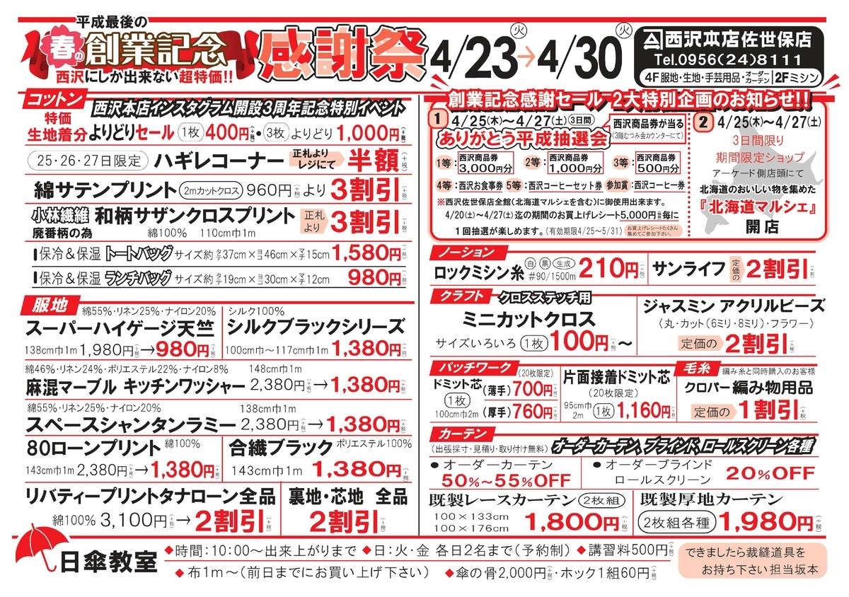 f:id:nishizawahontensasebo:20190420094912j:plain