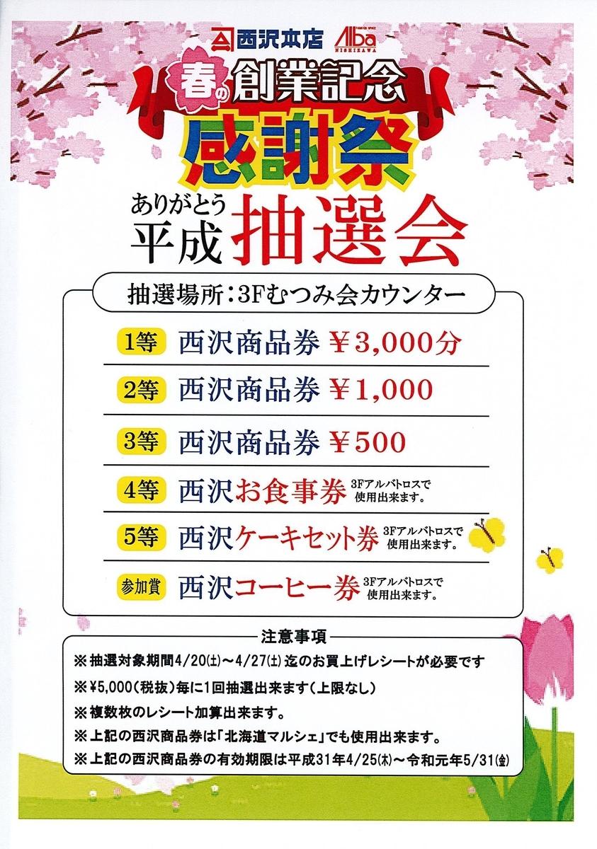 f:id:nishizawahontensasebo:20190425115711j:plain