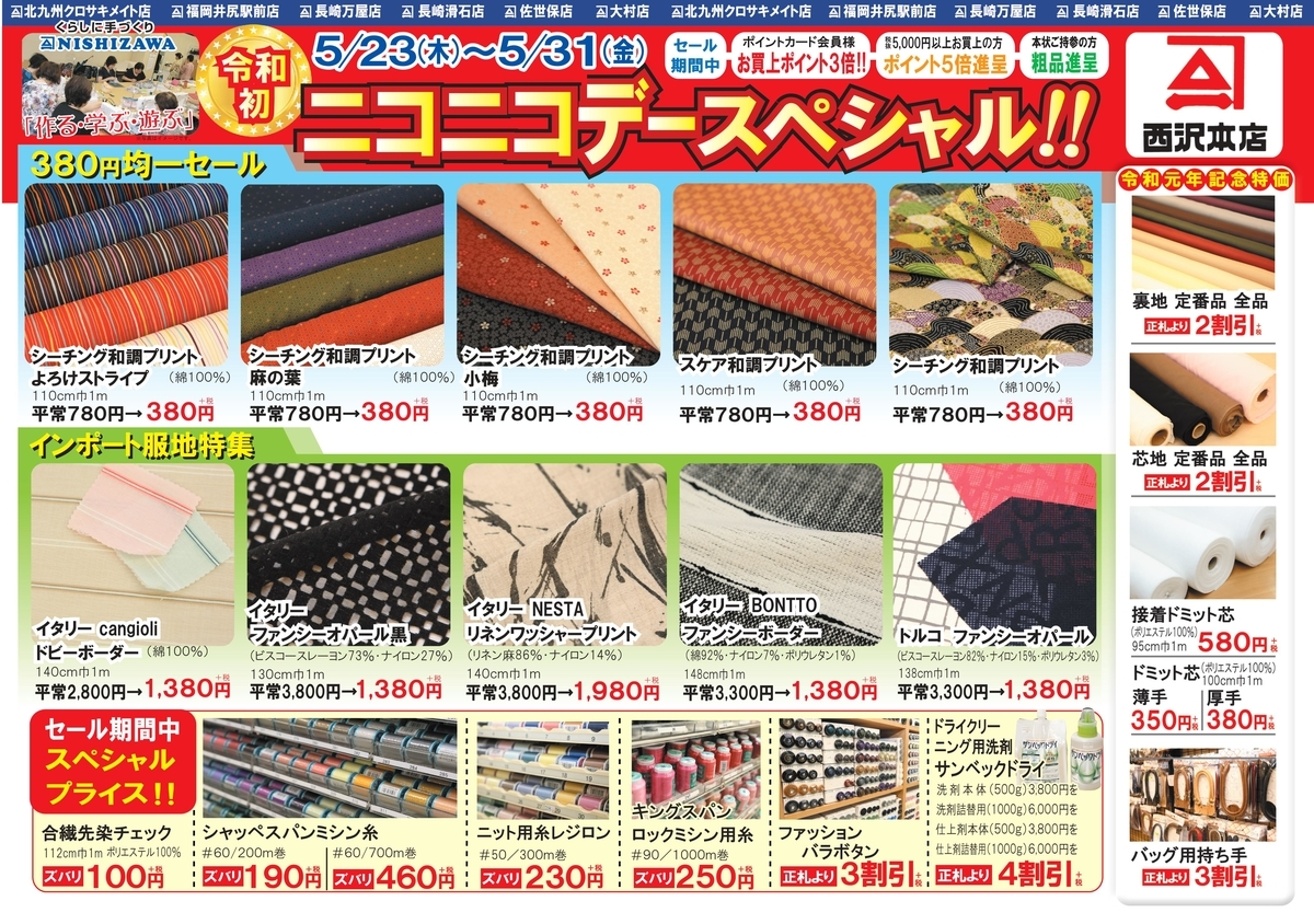 f:id:nishizawahontensasebo:20190520100646j:plain
