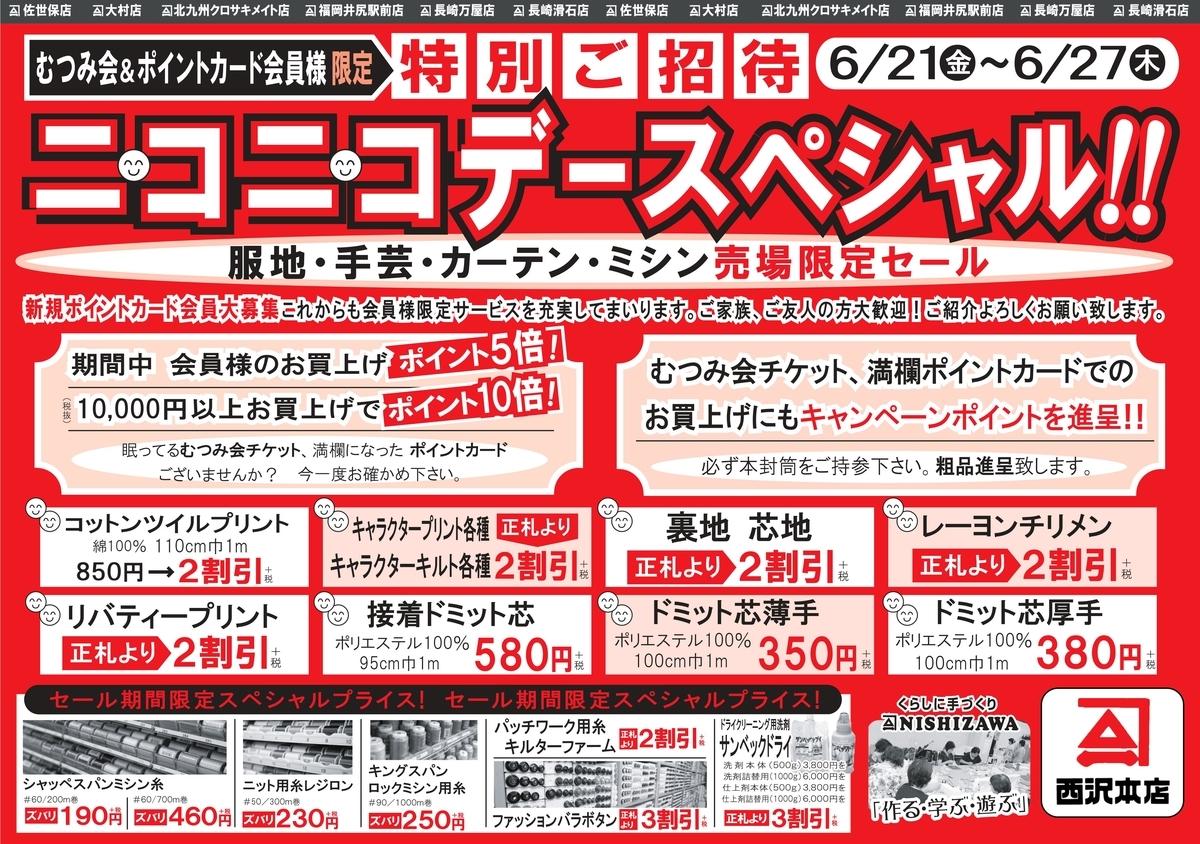 f:id:nishizawahontensasebo:20190618163302j:plain