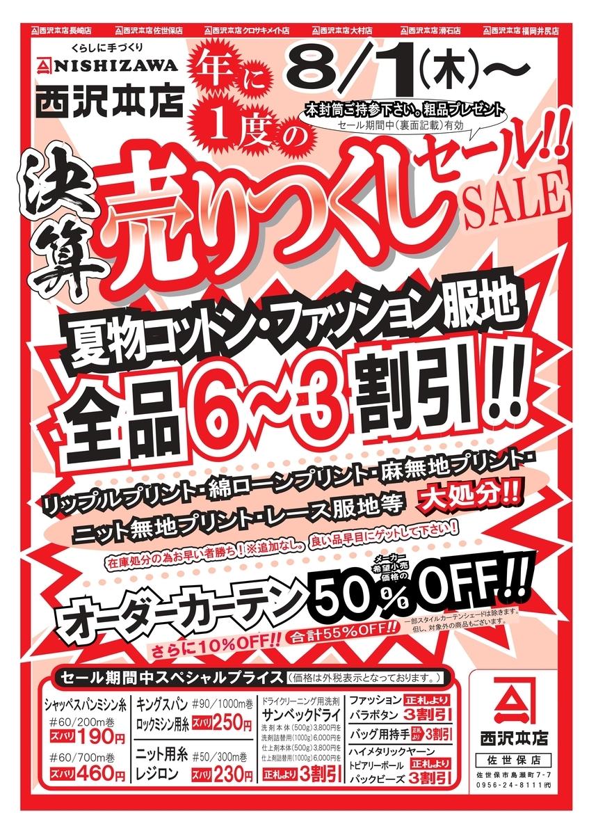 f:id:nishizawahontensasebo:20190730104438j:plain