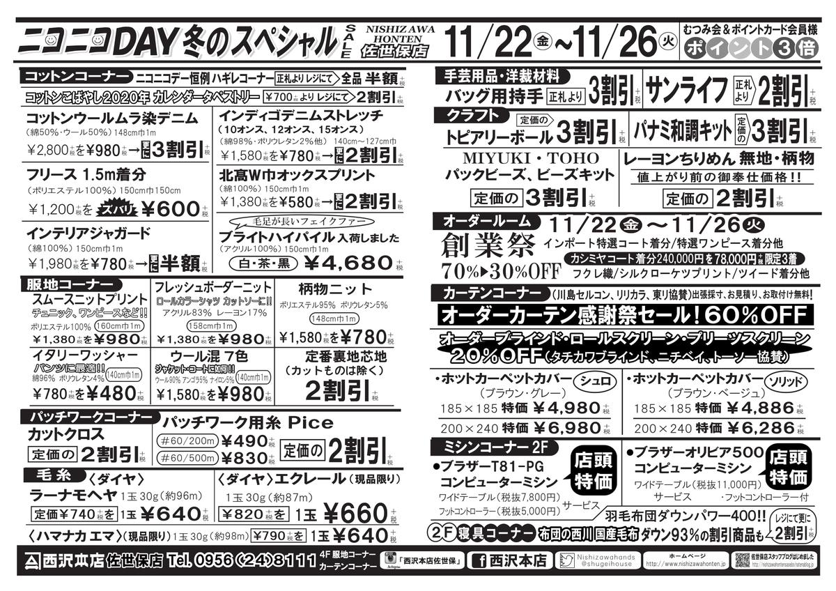 f:id:nishizawahontensasebo:20191121161628j:plain