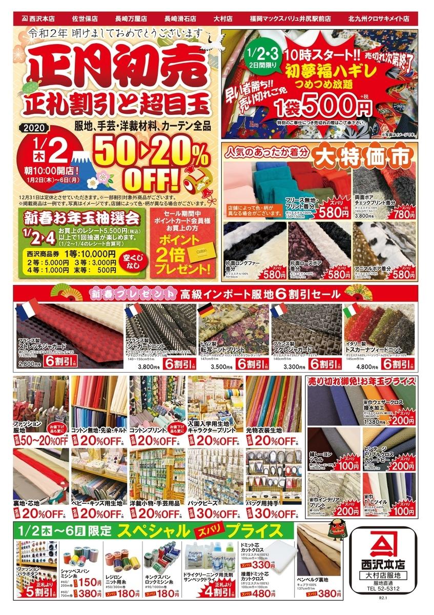f:id:nishizawahontensasebo:20191227165923j:plain