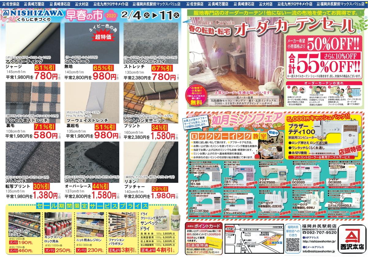 f:id:nishizawahontensasebo:20200201170246j:plain