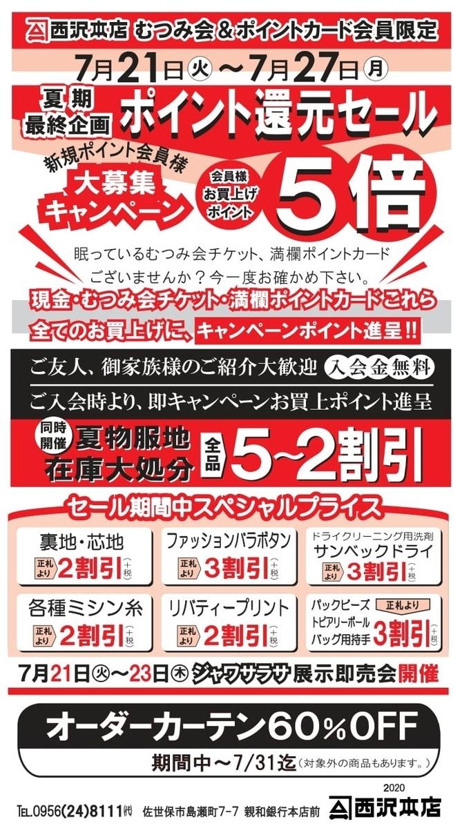 f:id:nishizawahontensasebo:20200720101807j:plain