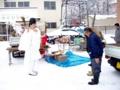 古神札焼納祭(西野福祉会館)