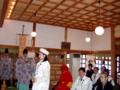 節分祭(玉串拝礼)